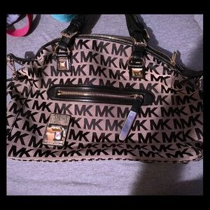COPY - Michael Kors satchel lightly used.
